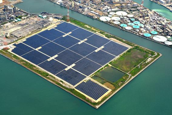 昭和シェル石油の発電所ユーエスパワー