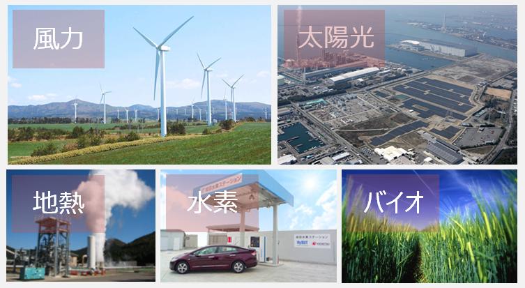 出光グリーンパワー(出光興産)の発電所