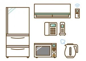 家電別の消費電力量