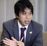 和歌山電力の社長「山口高史」